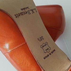 L.K.Bennett Shoes - L.K.Bennett Patent Leather Heels
